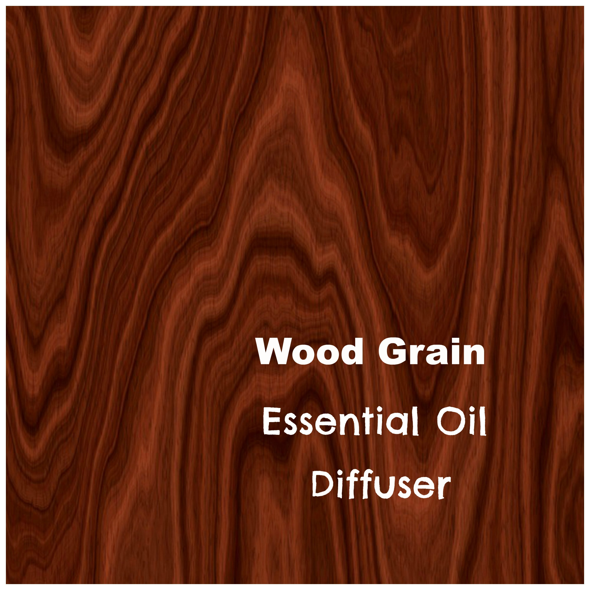 now wood grain diffuser instructions
